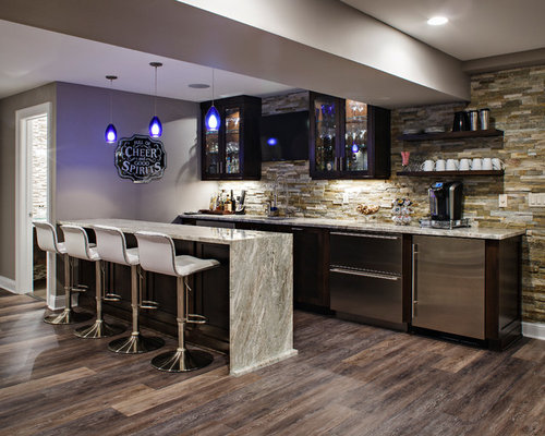 Home Bar Design Ideas Remodels Amp Photos