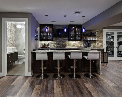 idee e foto di angoli bar moderni. Black Bedroom Furniture Sets. Home Design Ideas