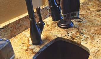 New Bar Sink & Faucet Remodel - Residential Project