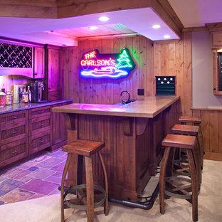 75 Most Popular Farmhouse Home Bar Design Ideas For 2019 Stylish