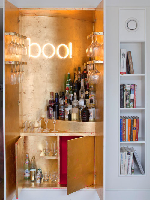75 Home Bar Design Ideas - Stylish Home Bar Remodeling Pictures | Houzz