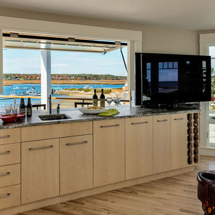 Oceanview Kitchen Living