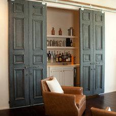 Farmhouse Entry by Antigua Doors