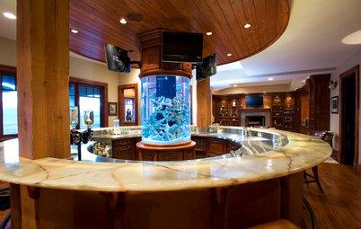 Designing Nemo: 30 Fish Tanks Make a Decorative Splash