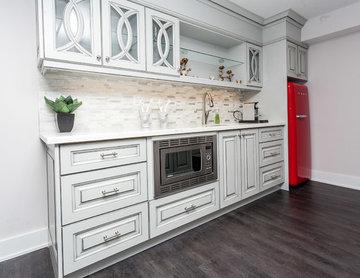Penguin Basements - Thornhill - Finished Basement Renovation