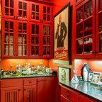 James M Residence Traditional Home Bar Philadelphia