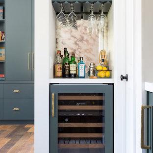 Pool House / Guest House/ Home Office Closet Mini bar