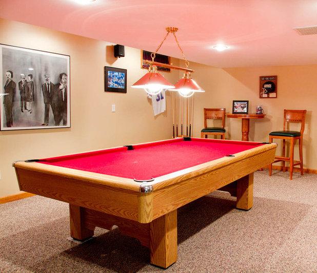 Home Bar Design Ideas Houzz: My Houzz: Cozy Colonial Home