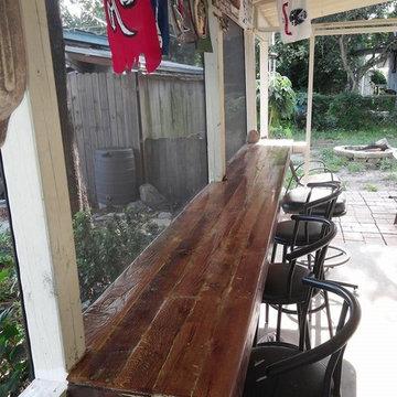 Porch Pirate Bar