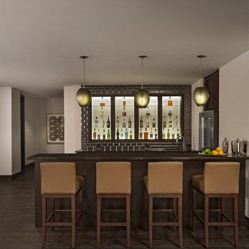 Prairie Modern Bar