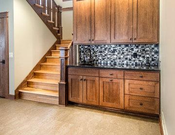 Prairie Style Acreage Home