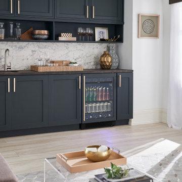 Presrv™ Panel Ready Single Zone Beverage Cooler