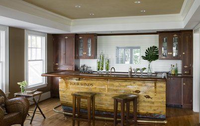 Kitchen Stories And Guides Salvage Spotlight: From Boat Hull To Social Hub  Of The House