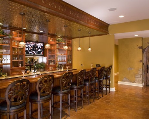 Best Bar Ceiling Design Ideas Remodel Pictures Houzz
