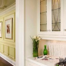 Traditional Dining Room by Regina Sturrock Design Inc.
