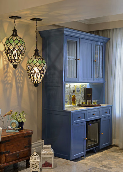 Indian Home Bar by Prashant Bhat Photography