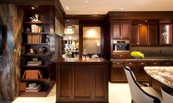 Robeson Design Storage Solutions for Home Bar