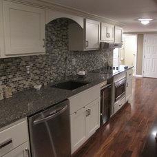 Contemporary Kitchen by Buckeye Basements, Inc.