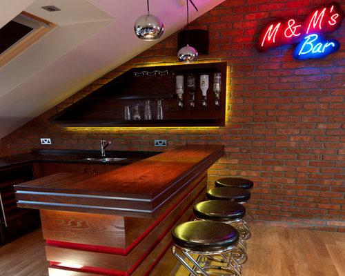Manchester uk home bar design ideas renovations photos for Home bar design ideas uk