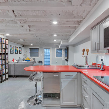 Rowhouse Revival in Capitol South