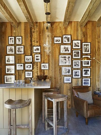 Montagne Bar de Salon by David Michael Miller Associates