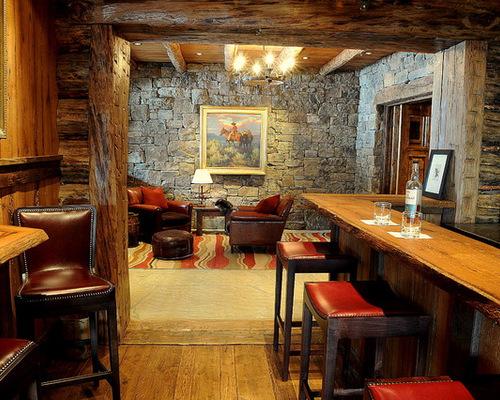 Western Bar | Houzz