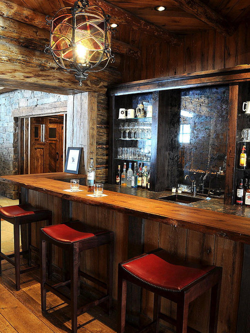 Back Bar Houzz
