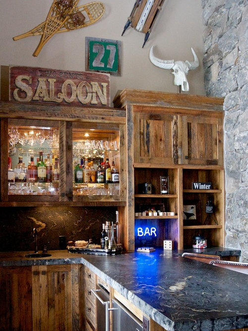 Western Bar Home Design Ideas Pictures Remodel And Decor