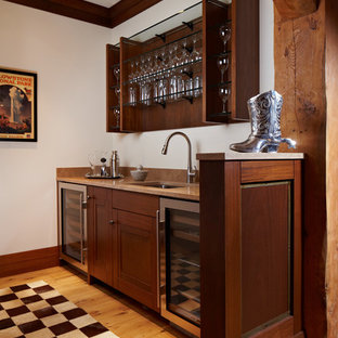 75 Most Por Rustic Wet Bar Design Ideas For 2019 Stylish Remodeling Pictures Houzz