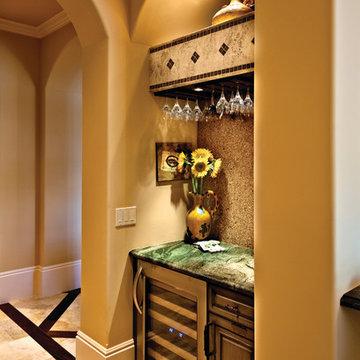 "Sater Design Collection's 6961 ""Gabriella"" Home Plan"