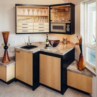 Modern Home Bars | Houzz