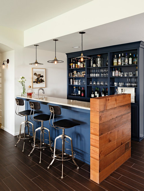 Bar design houzz