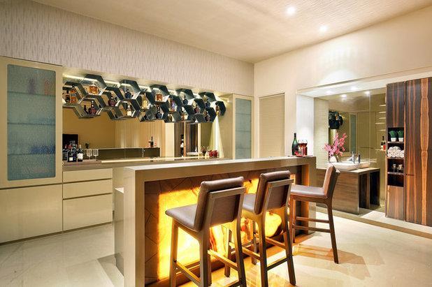 Home Bar by Usine Studio
