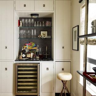 75 Small Beach Style Home Bar Ideas: Explore Small Beach Style Home ...