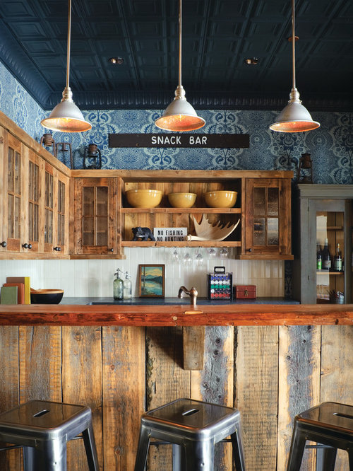 Snack Bar Houzz