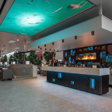 Soleil Pool Bar - Rydges Hotel