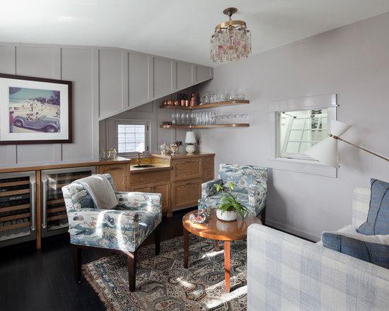 Beach Style Home Bar Design Ideas, Remodels U0026 Photos