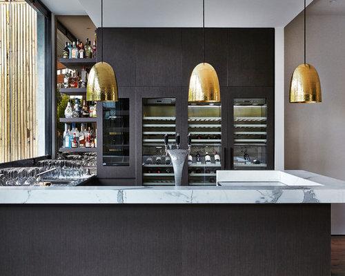 Home Bar Design Ideas, Renovations & Photos