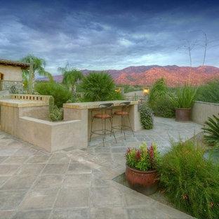 Southwest Desert Patio