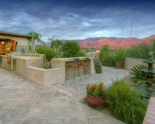 Southwestern Home Bar Design Ideas Remodels Amp Photos With