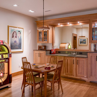 75 Craftsman Home Bar Design Ideas & Remodeling Pictures That Will ...