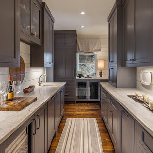 Shiplap Backsplash Ideas Amp Photos Houzz
