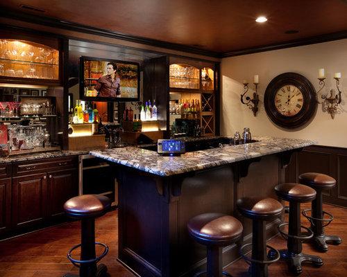Houzz | Home Bar Design Design Ideas & Remodel Pictures