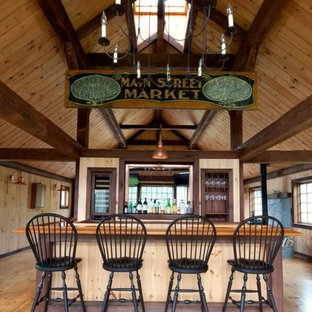 The Eaton Post and Beam Carriage House