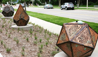 The Geometry Lamp Sculptures