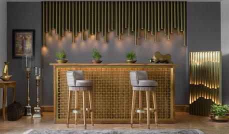 Gurgaon Houzz: Local Craftsmanship Spells Luxury In This Home