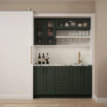The Personal Paint Match Program from Dura Supreme Cabinetry