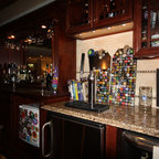 indianapolis kitchen cabinets canal place rustic home bar indianapolis by mb 1831