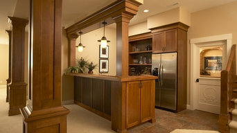Timberwolf Wet Bar