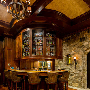 Most Popular Home Bar Design Ideas Remodeling Pictures Houzz